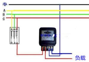 三相电怎么转为两相电?三相电变两相电的接线方法