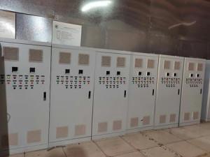 变频控制柜的维修和保养