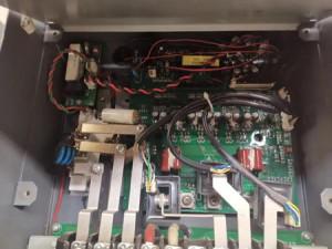 变频器通电无反应故障如何检查维修??