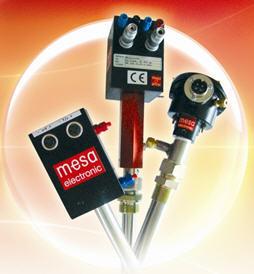 德国梅莎MESA直插式氧探头所用原理和优势