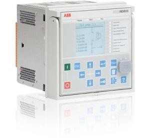 瑞士ABB电容器组REV615应用