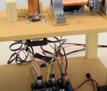 组装制作小型弯折机,很多零件用3D打印做的,太牛了!